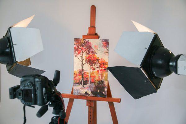 reproduction oeuvre art Studio LPG