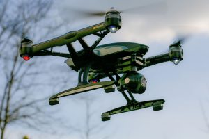 Captation Drone